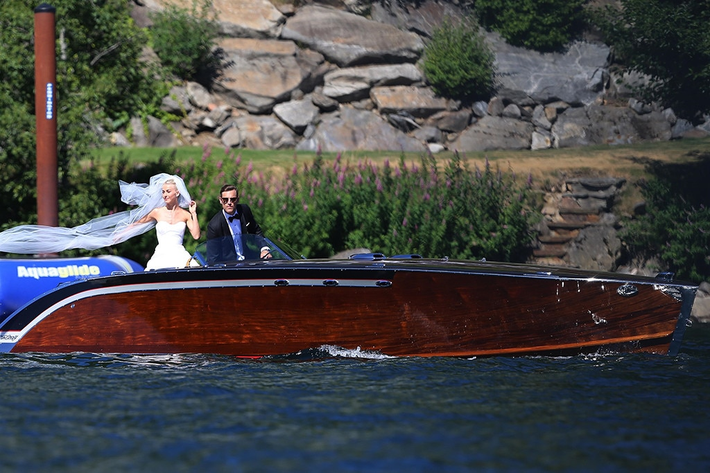 Julianne Hough, Brooks Laich, Wedding