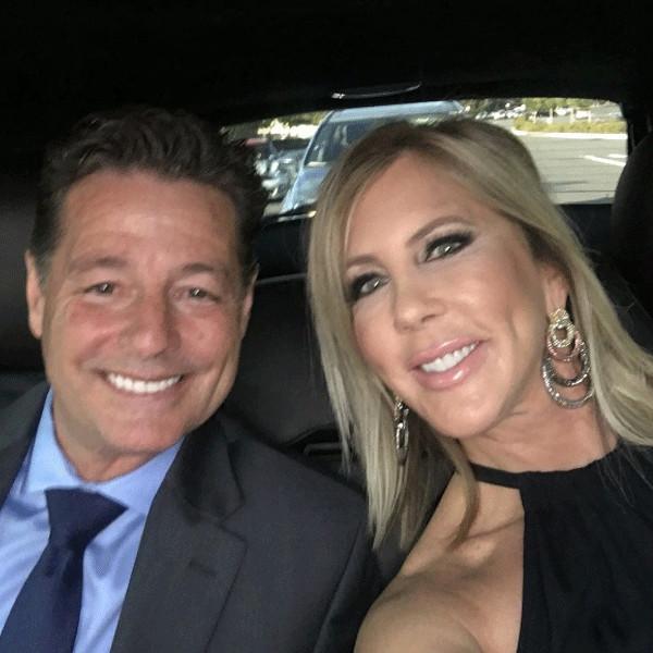 Vicki Gunvalson, Steve Lodge