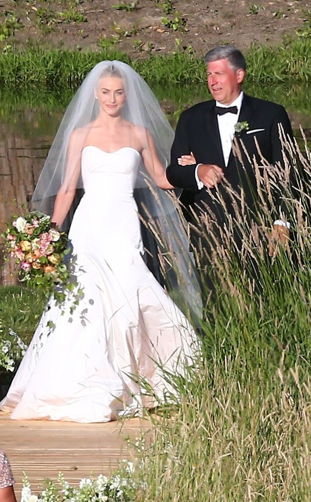 Here Comes The Bride From A Walk Through Julianne Hough And
