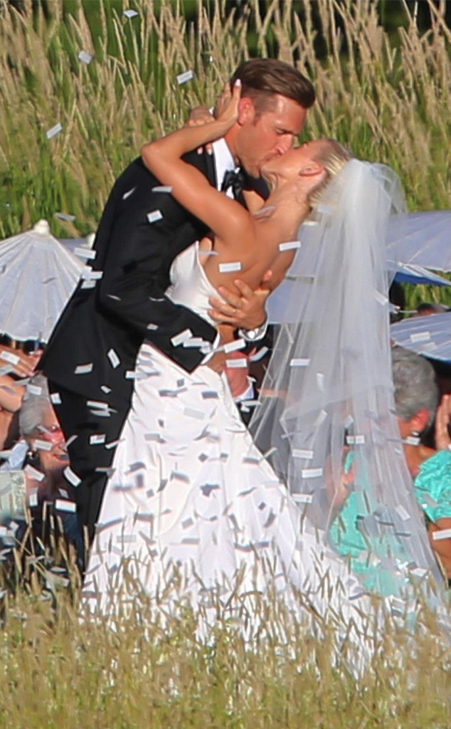 Julianne Hough, Brooks Laich, Wedding
