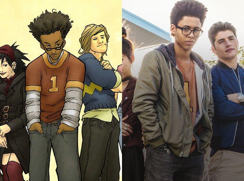 The Next Generation of Marvel, Runaways