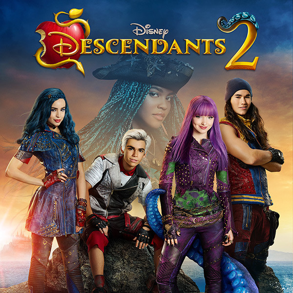 Descendants 2, Sofia Carson, Cameron Boyce, China Anne Mcclain, Dove Cameron, Booboo Stewart
