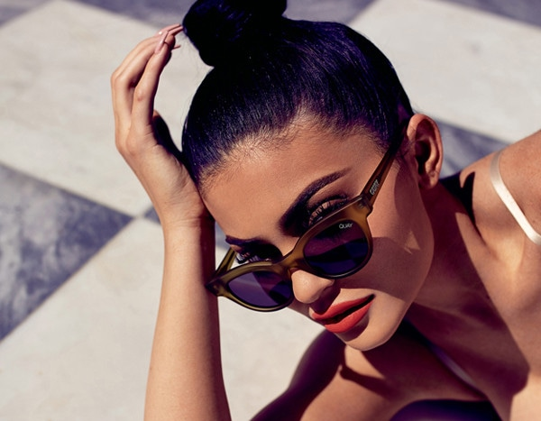 f395cba679 Kylie Jenner x Quay Is Finally Here—Shop the Collection Now!