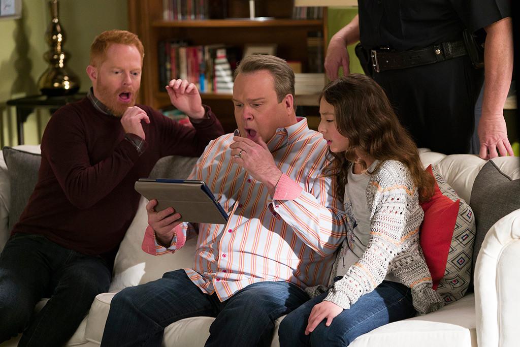 Modern Family, 2017 Emmys