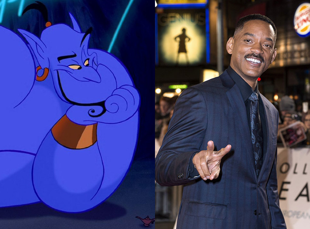 Aladdin, Animated Disney vs. Live Action Disney