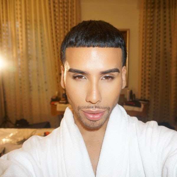 Ariel Tejada Makeup Artist From Meet Kylie Jenner S Squad