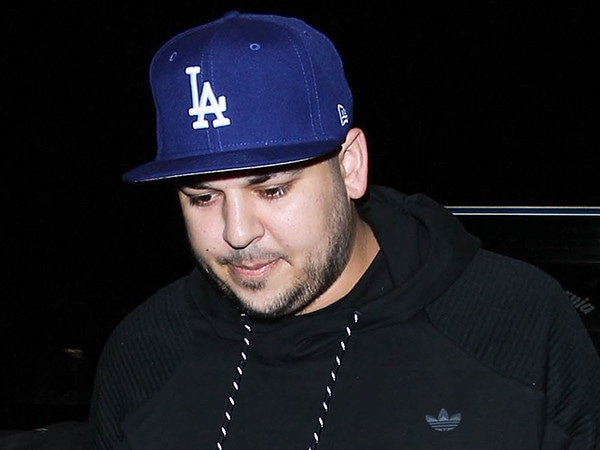 """How Rob Kardashian Is Focused on Making a """"Full Transformation"""" From the Inside Out"""