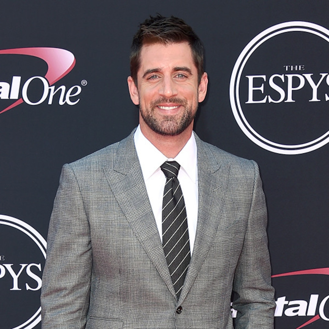 Aaron Rodgers Proclaims He is Engaged Whereas Accepting the MVP Award at NFL Honors – E! On-line