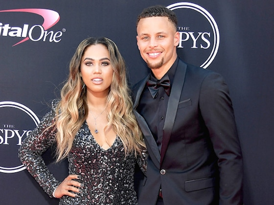 Stephen Curry Surprises Ayesha Curry With an Epic 30th Birthday Party