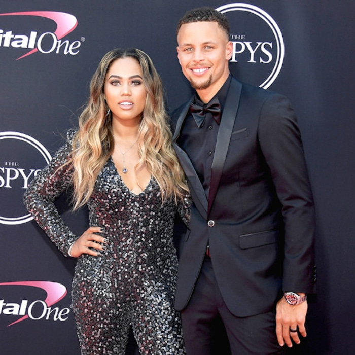 Stephen Curry Surprises Ayesha Curry