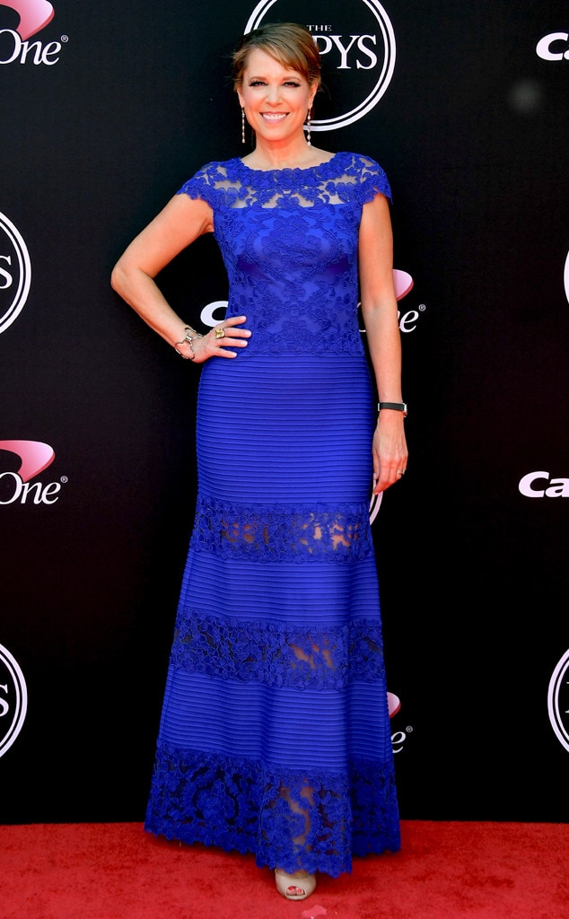 hannah storm from espys 2017  red carpet arrivals