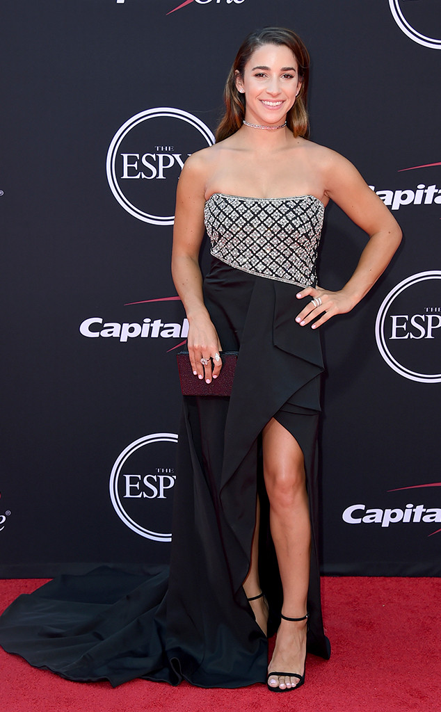 Aly Raisman, 2017 ESPY Awards, ESPYS