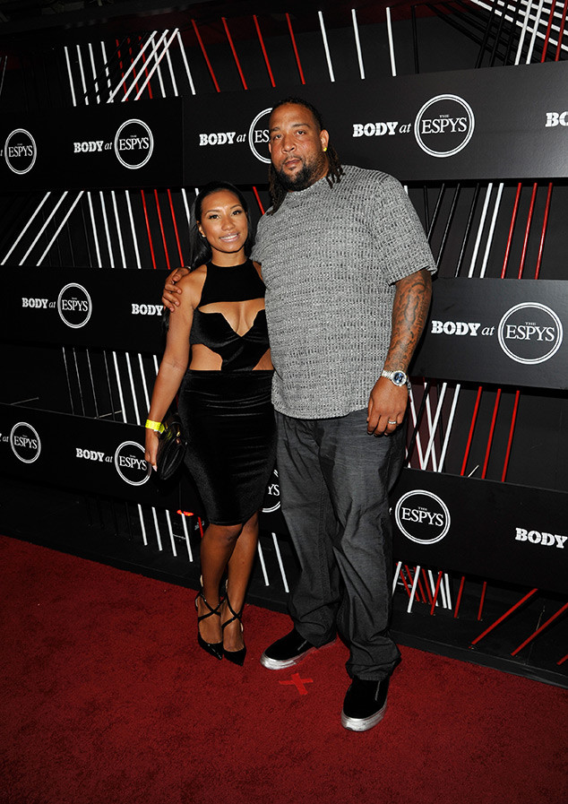 Dominique Penn, Donald Penn, BODY at ESPYS