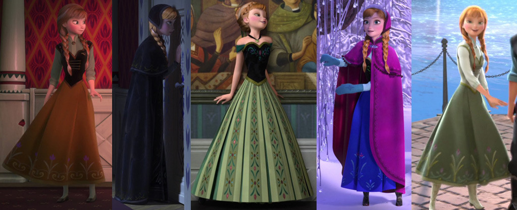 All of the Disney Princesses\' Wardrobes, Ranked | E! News