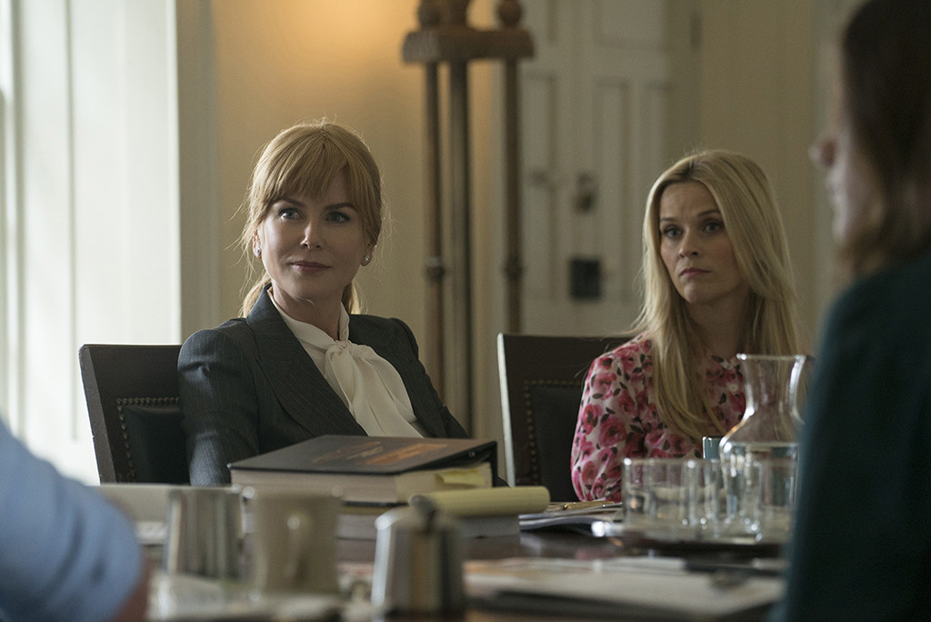 Nicole Kidman, Reese Witherspoon, Big Little Lies