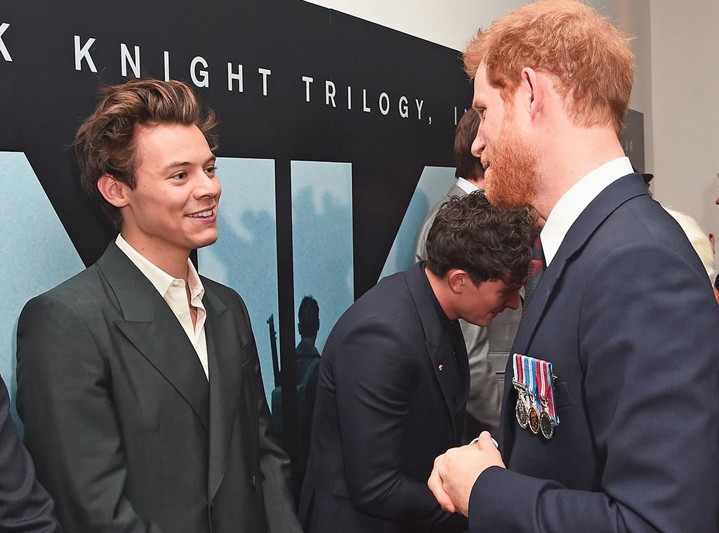 Harry Styles, Prince Harry