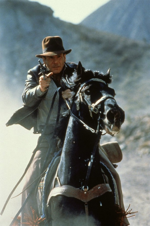 Harrisom Ford, Indiana Jones and the Last Crusade