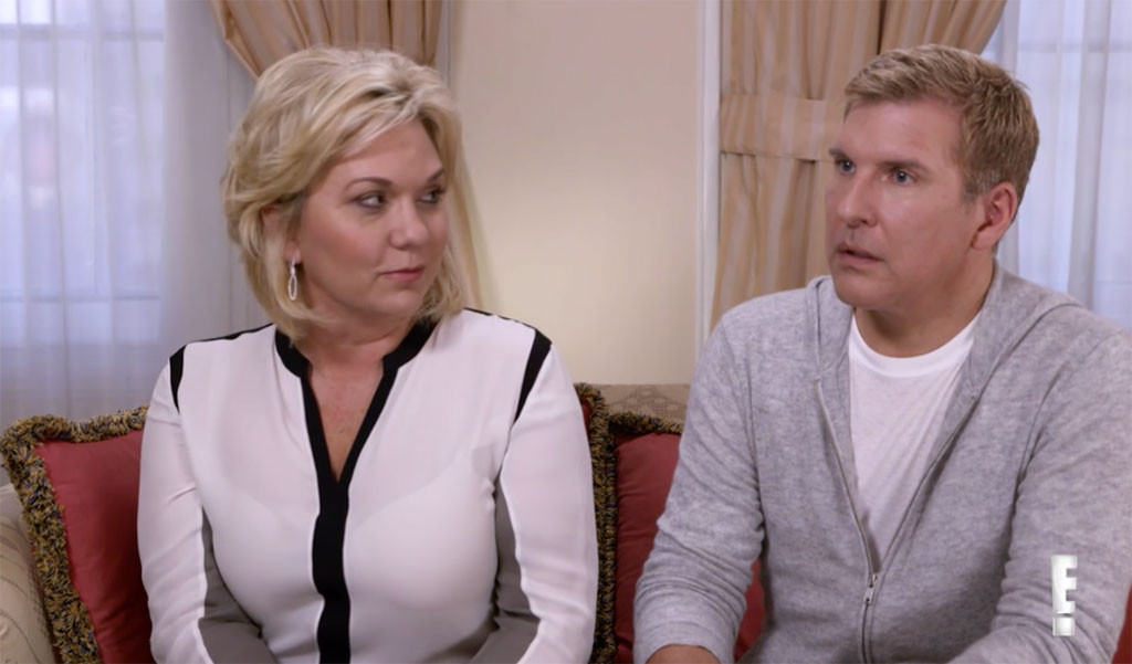 Todd Chrisley, Julie Chrisley, Hollywood Medium With Tyler Henry