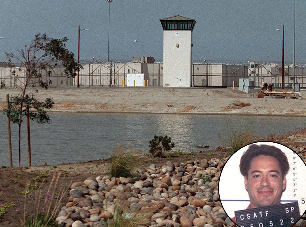 Corcoran Correctional Facility, Robert Downey Jr.