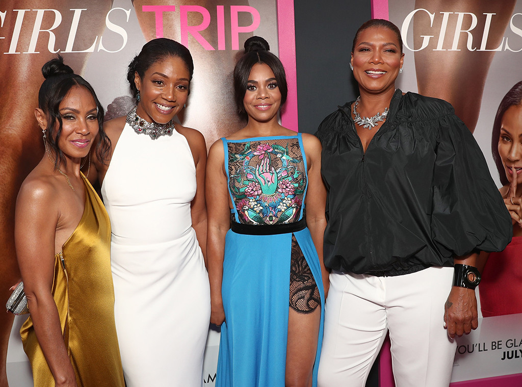 Jada Pinkett Smith, Tiffany Haddish, Regina Hall, Queen Latifah