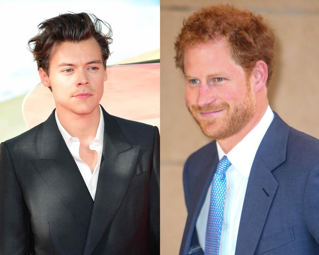 Harry Styles, Príncipe Harry