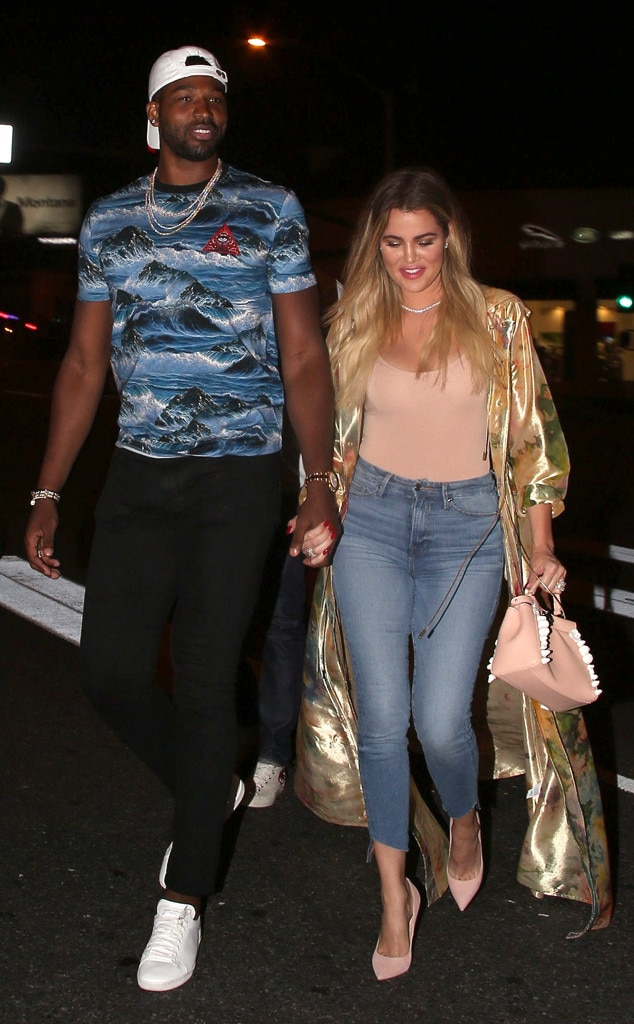 Khloe Kardashian Amp Tristan Thompson From The Big Picture