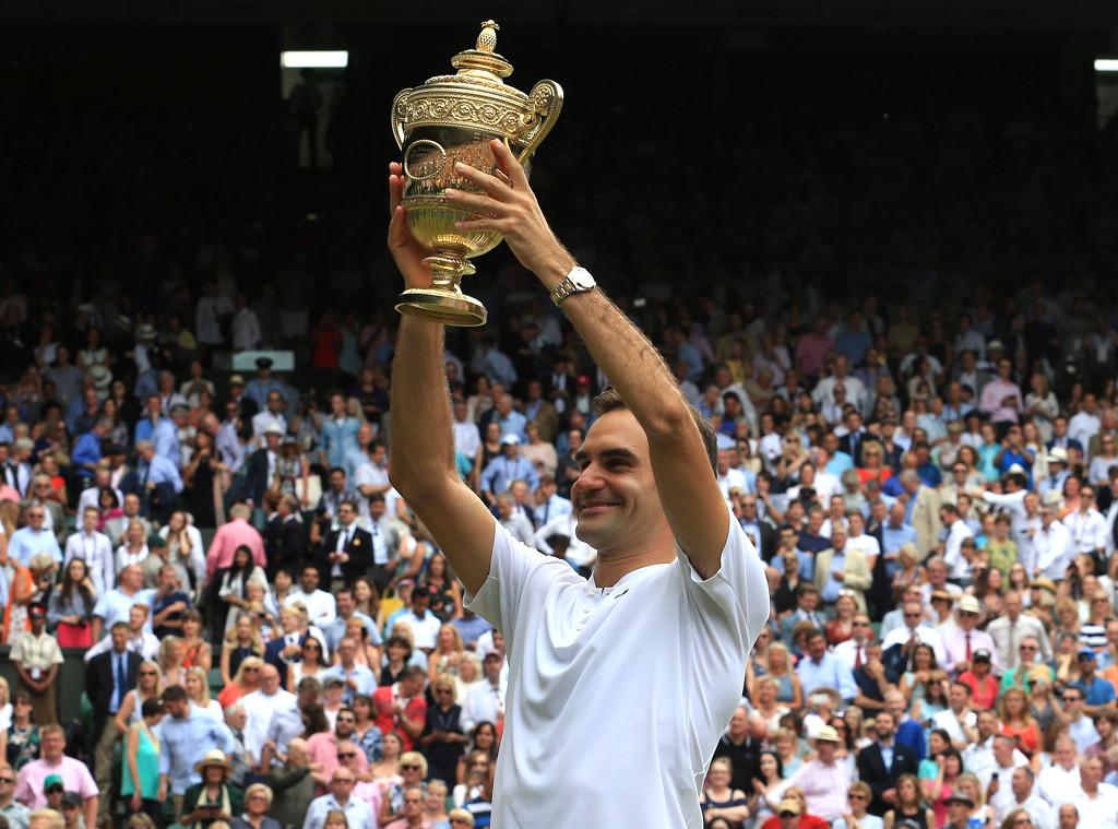 Roger Federer, Wimbledon Winner