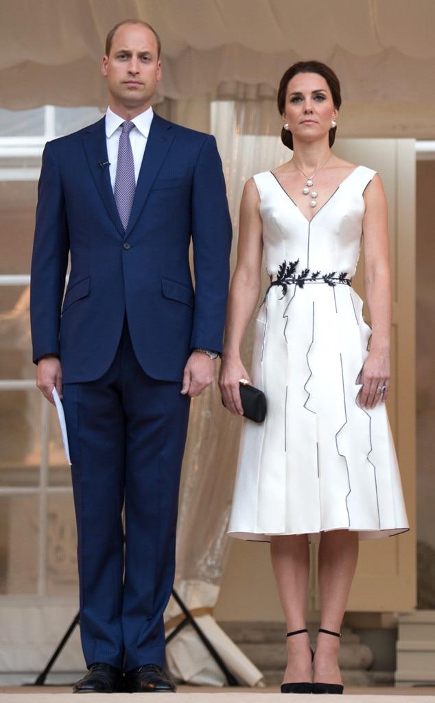 Prince William, Kate Middleton, Poland