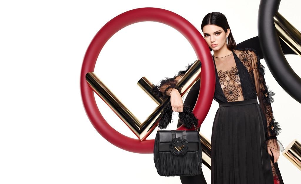 ESC: Gigi Hadid, Kendall Jenner, Fendi
