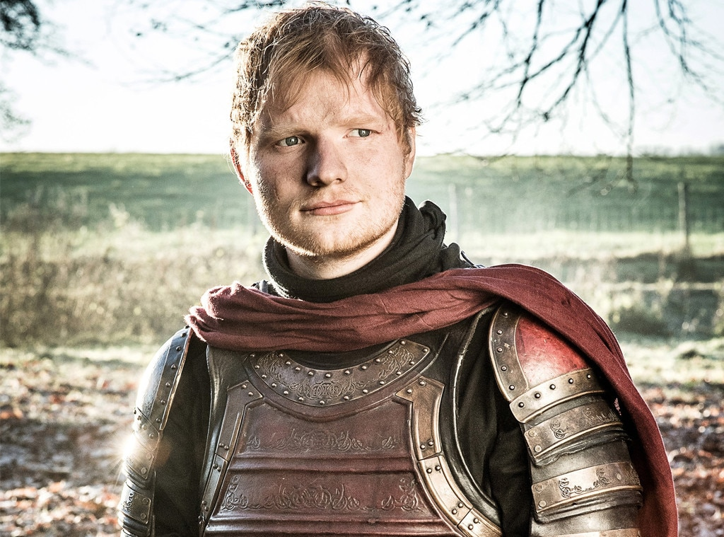 Game of Thrones, Ed Sheeran