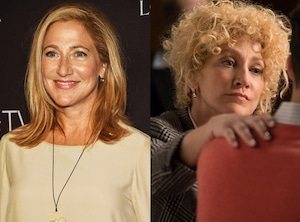 Edie Falco, Leslie Abramson, Law and Order True Crime: The Menendez Murders, TV Transformations