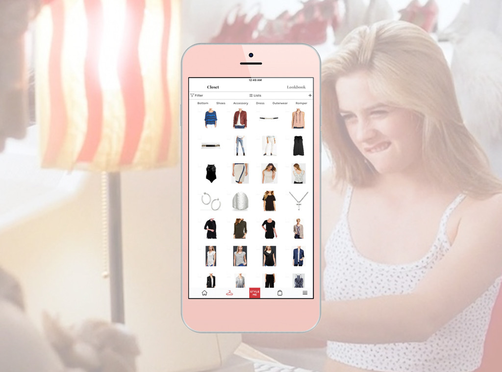 6 Clueless Worthy Outfit Planning Apps E Online