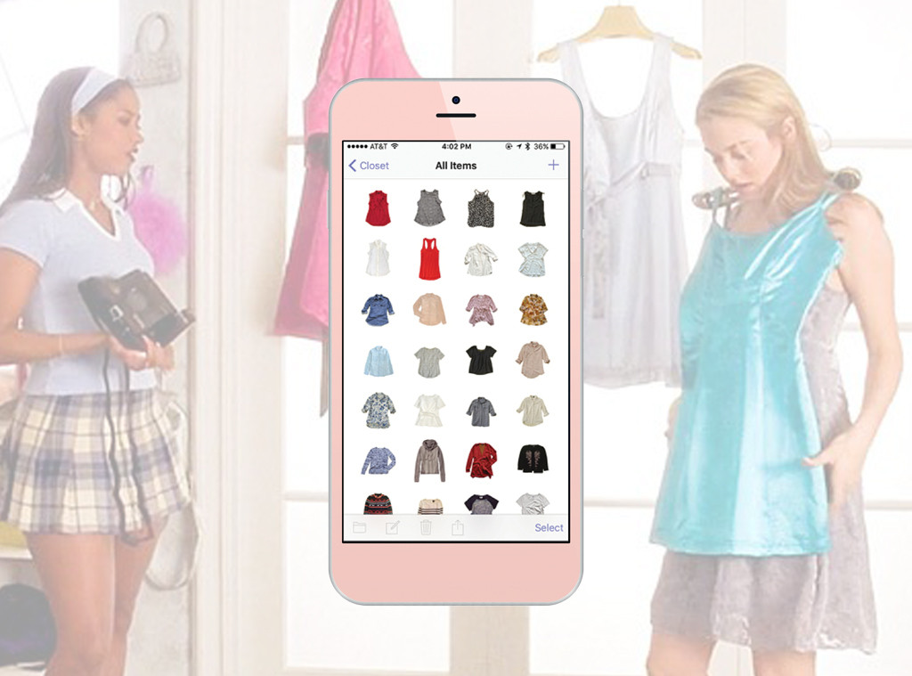 6 Clueless-Worthy, Outfit-Planning Apps We're Like Totally