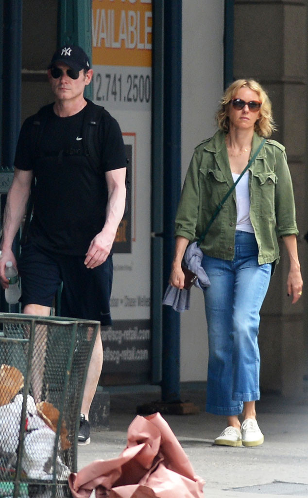 Naomi Watts and Billy ...