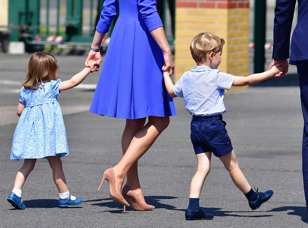 Kate Middleton, Catherine, Duchess of Cambridge, Prince George, Princess Charlotte