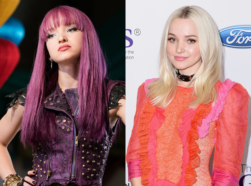 Descendants Stars In and Out of Costume: See the Cast's Epic