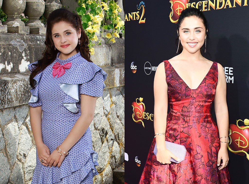 Descendants On and Off Screen, Brenna D'Amico