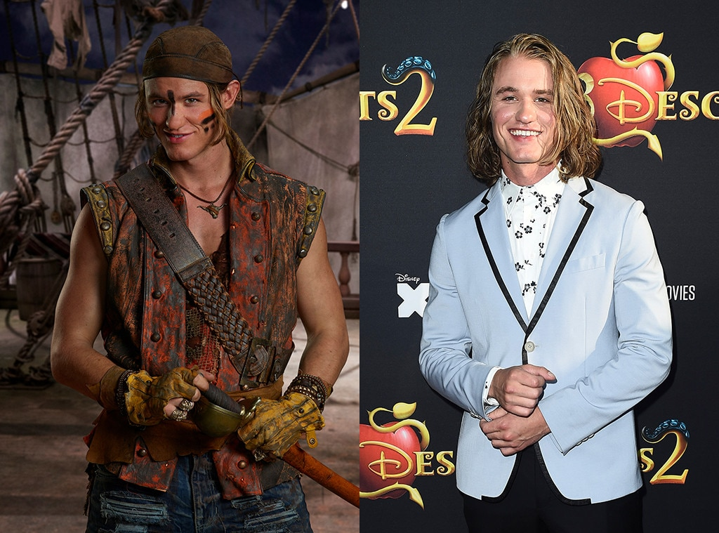 Descendants On and Off Screen, Dylan Playfair