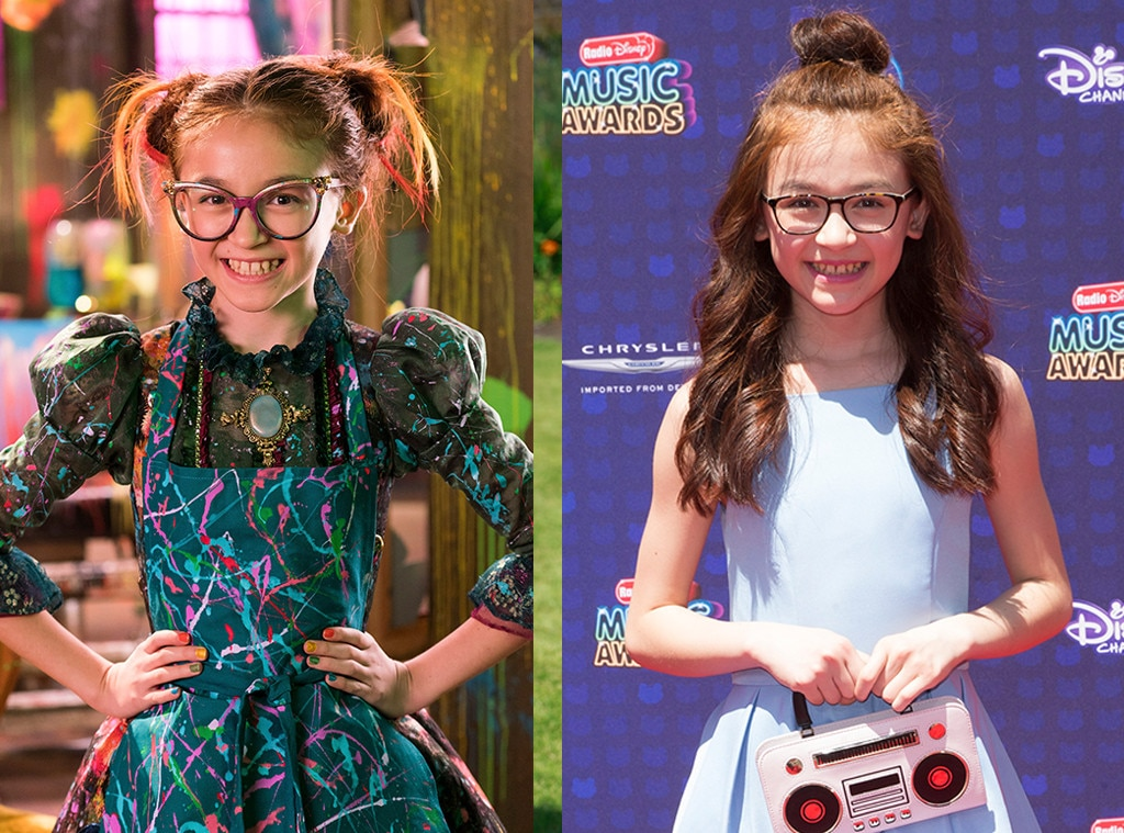Descendants On and Off Screen, Anna Cathcart