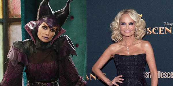 Kristin Chenoweth As Maleficent From Descendants Stars In