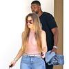 Khloe Kardashian and Tristan Thompson Unite at Friend's Birthday Party