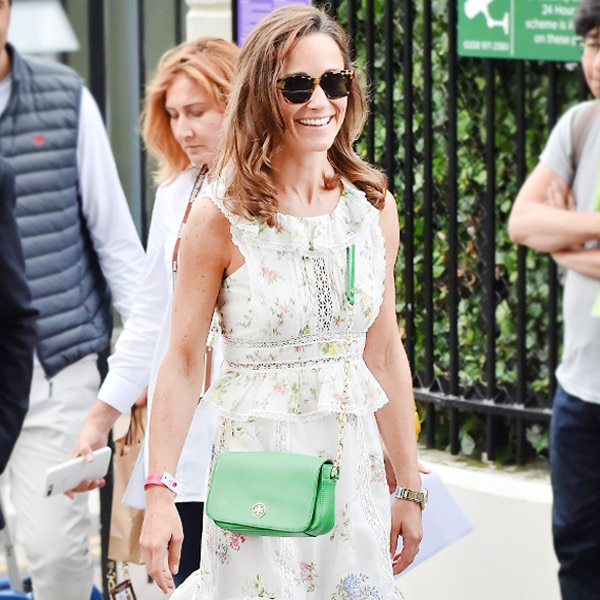 Pregnant Pippa Middleton due in October, say sources