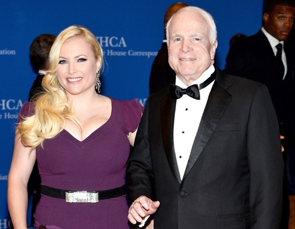 Meghan McCain Releases Heartfelt Letter Following Father
