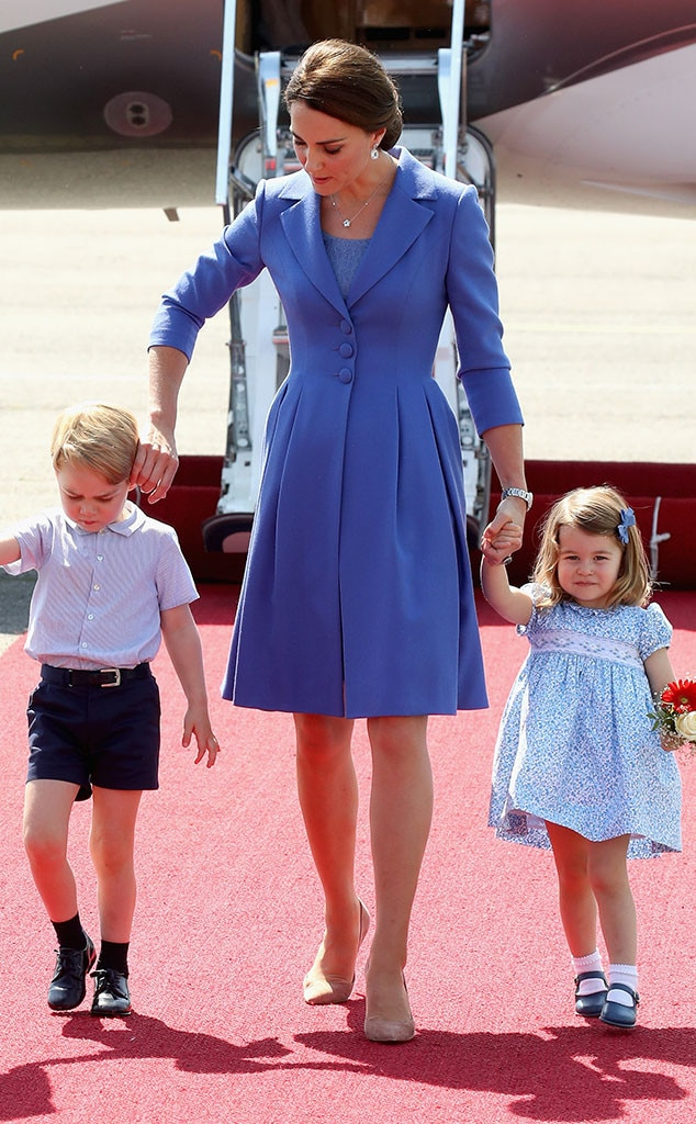 Kate Middleton, Catherine, Duchess of Cambridge, Prince George, Princess Charlotte