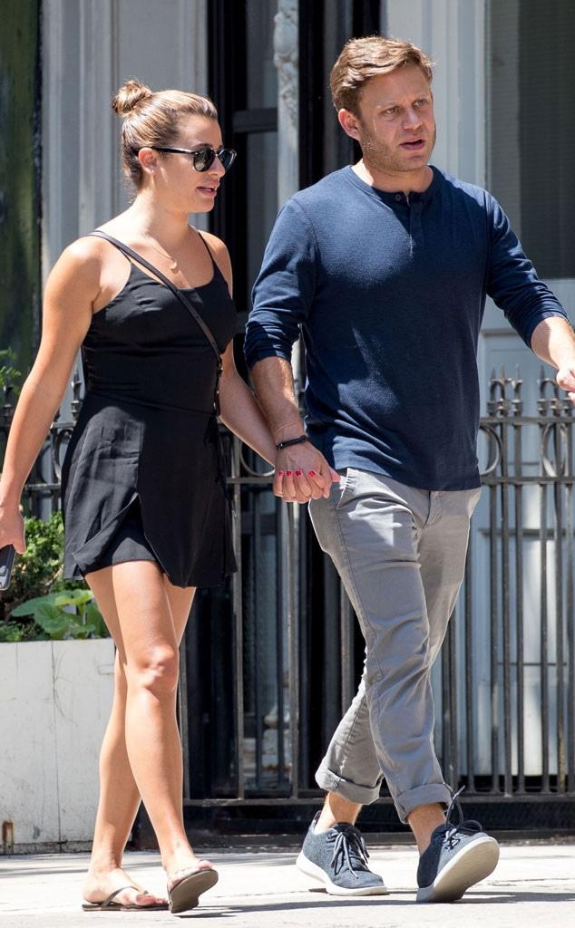 Lea Michele, Zandy Reich