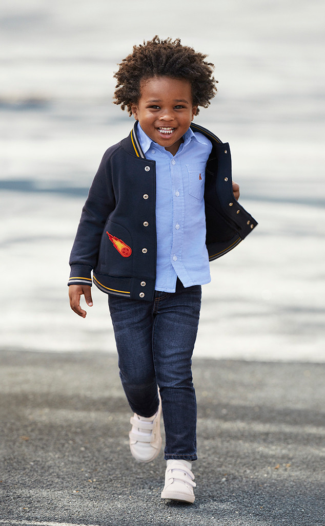 Future Zahir, Gap Kids