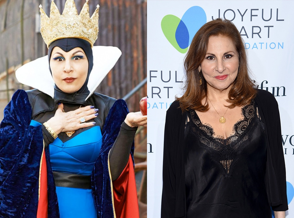 Descendants On and Off Screen, Kathy Najimy