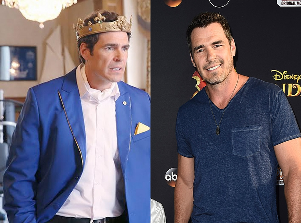 Descendants On and Off Screen, Dan Payne