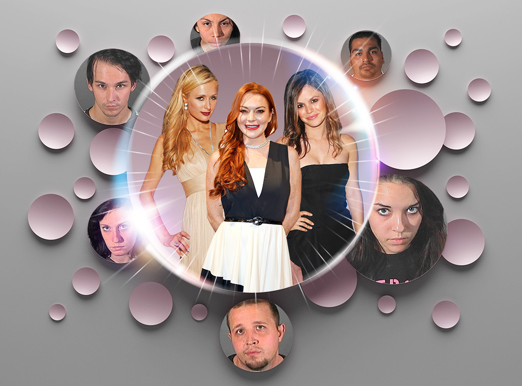 Bling Ring, Paris Hilton, Lindsay Lohan, Rachel Bilson