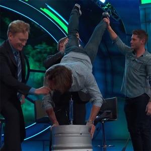 Jared Padalecki, Conan